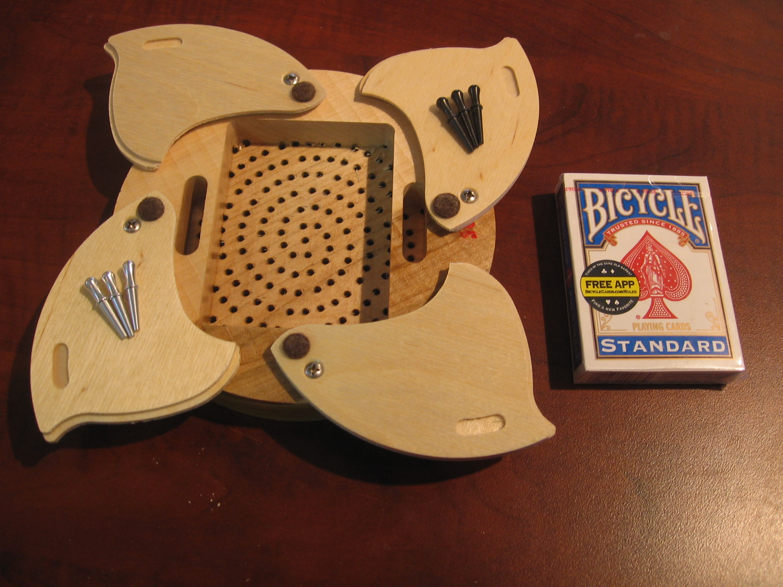 Travel Cribbage Board! | Unofficial Camp-Inn Forum