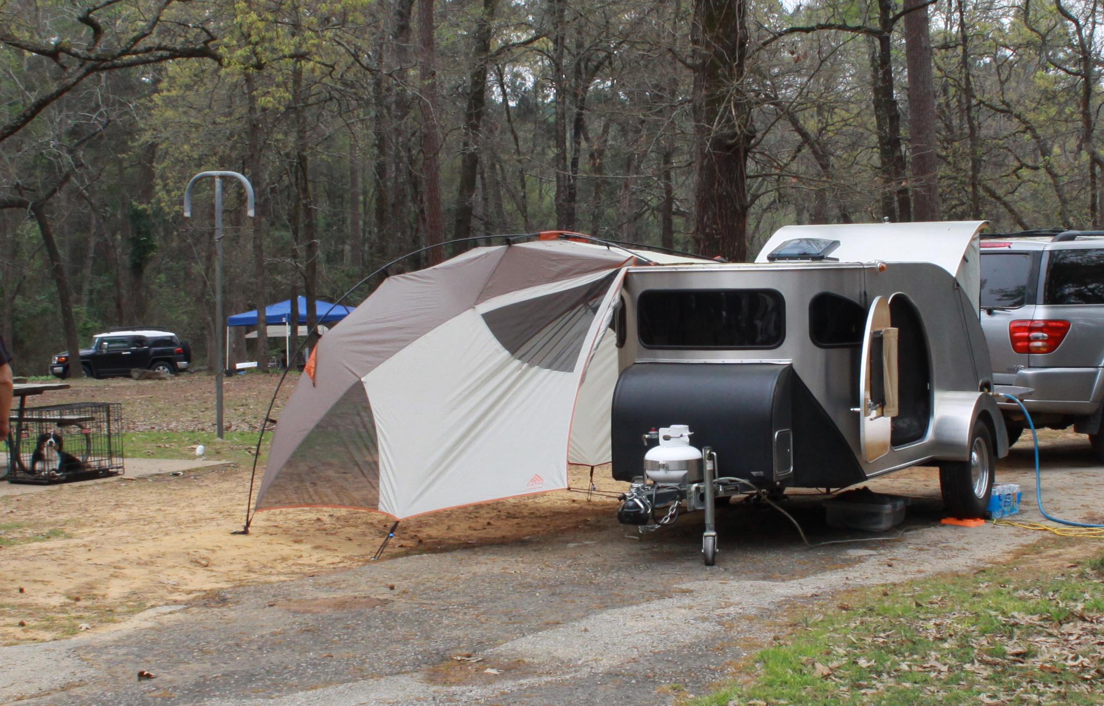Kingcamp Compass Car Canopy
