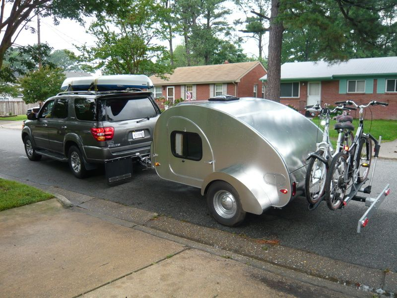 Bike Rack Light Bar | Unofficial Camp-Inn Forum